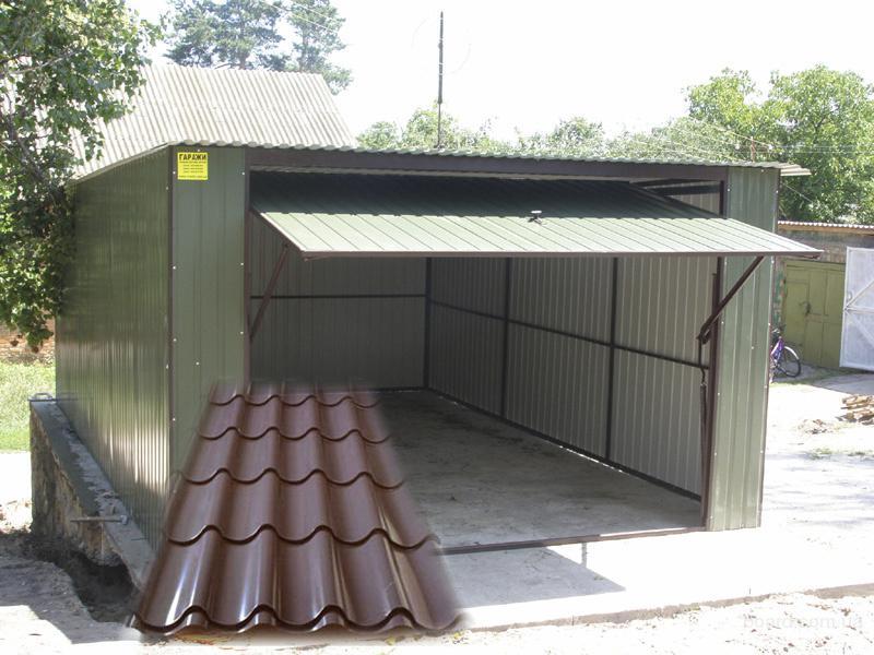 Преимущества строительства гаража из сэндвич-панелей своими руками