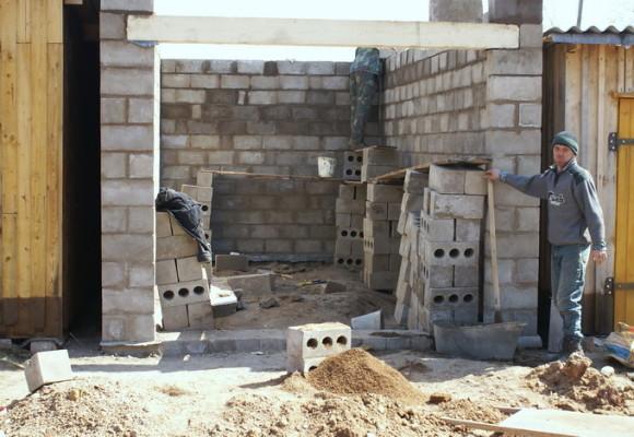 Разработка проекта гаража