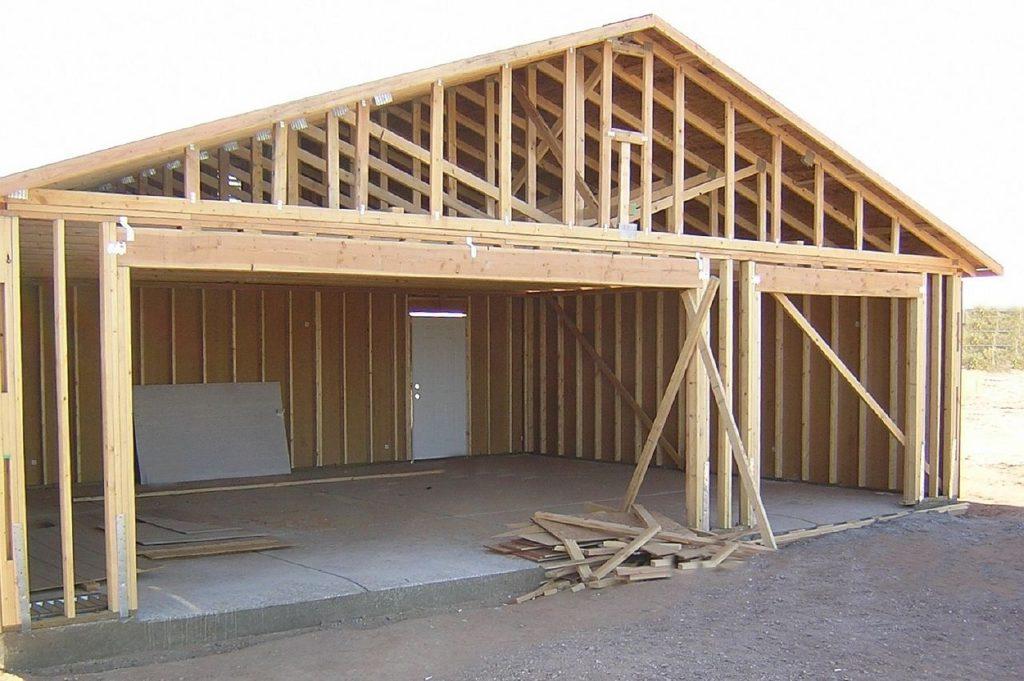 Выбираем оптимальную конструкцию гаража