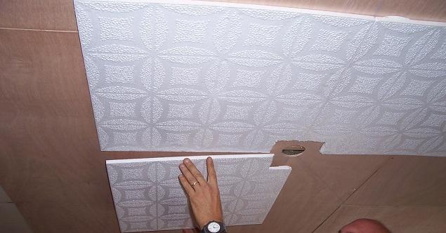Пластиковая плитка в качестве отделки