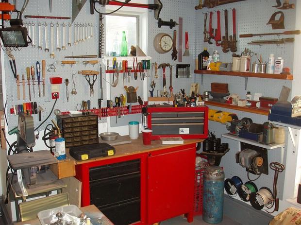 Внутреннее обустройство гаража и как правильно оптимизировать пространство
