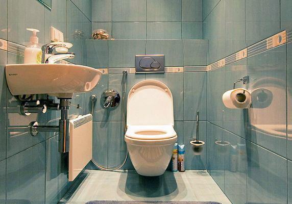 Ремонт туалета своими руками
