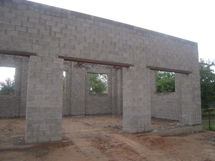 Перекрытие постройки