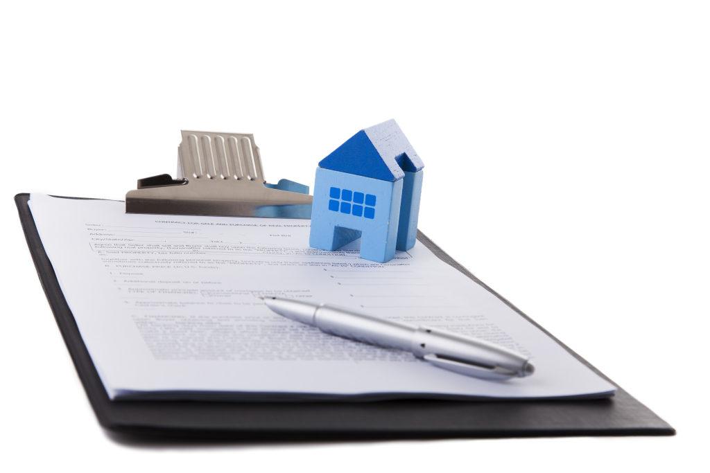 Утеря документов на дом или здание