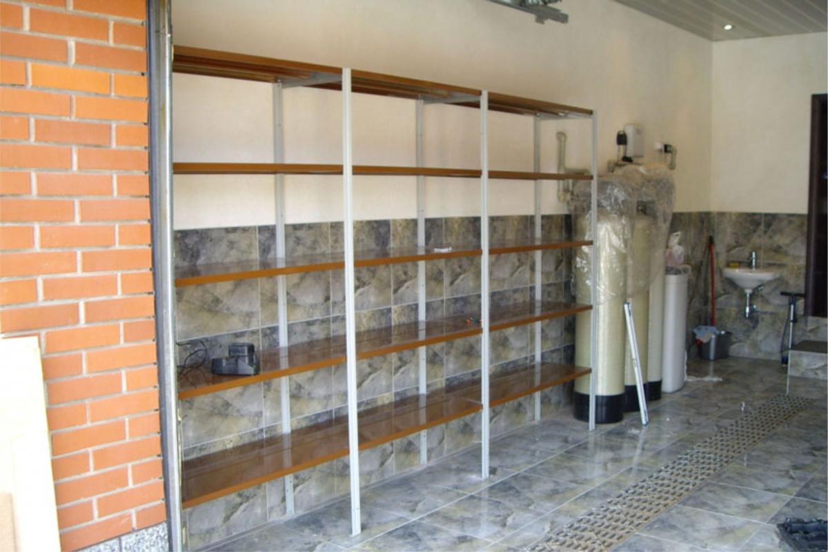 Дешевый и удобный стеллаж своими руками - Pikabu 93