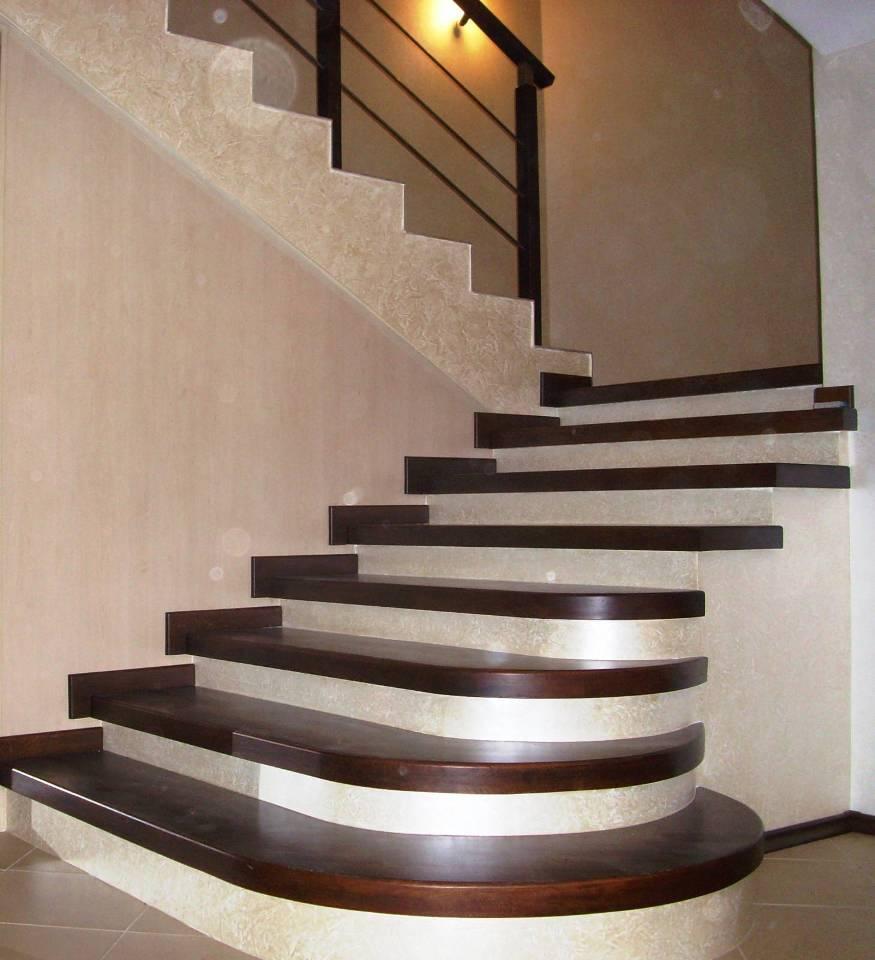 Какой материал выбрать для лестницы?