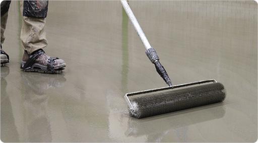 Как правильно сделать стяжку на бетонном полу?