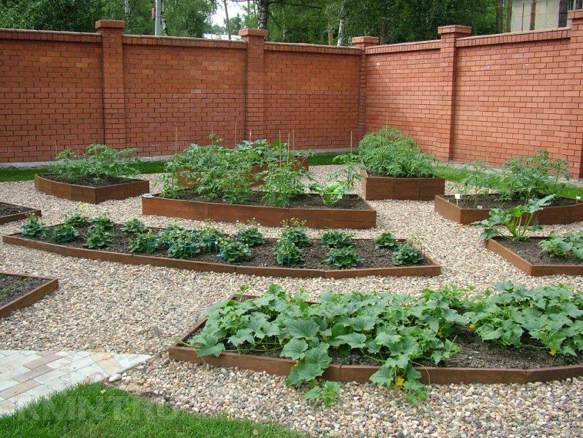Альтернатива стационарным садовым дорожкам