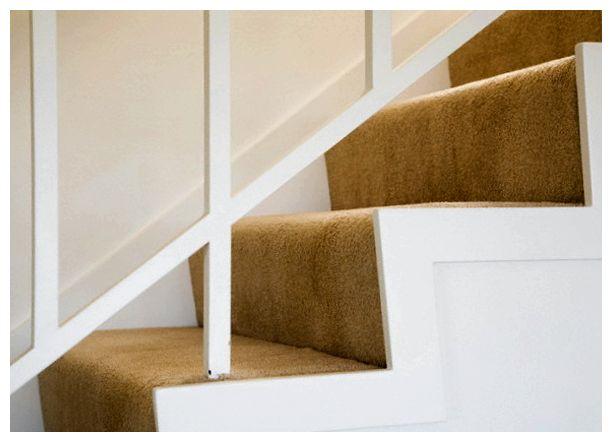 Укладывание на лестнице
