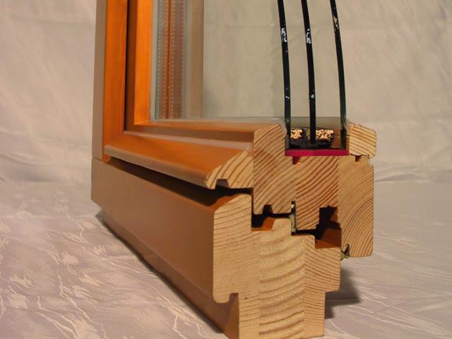Разновидности деревянных окон