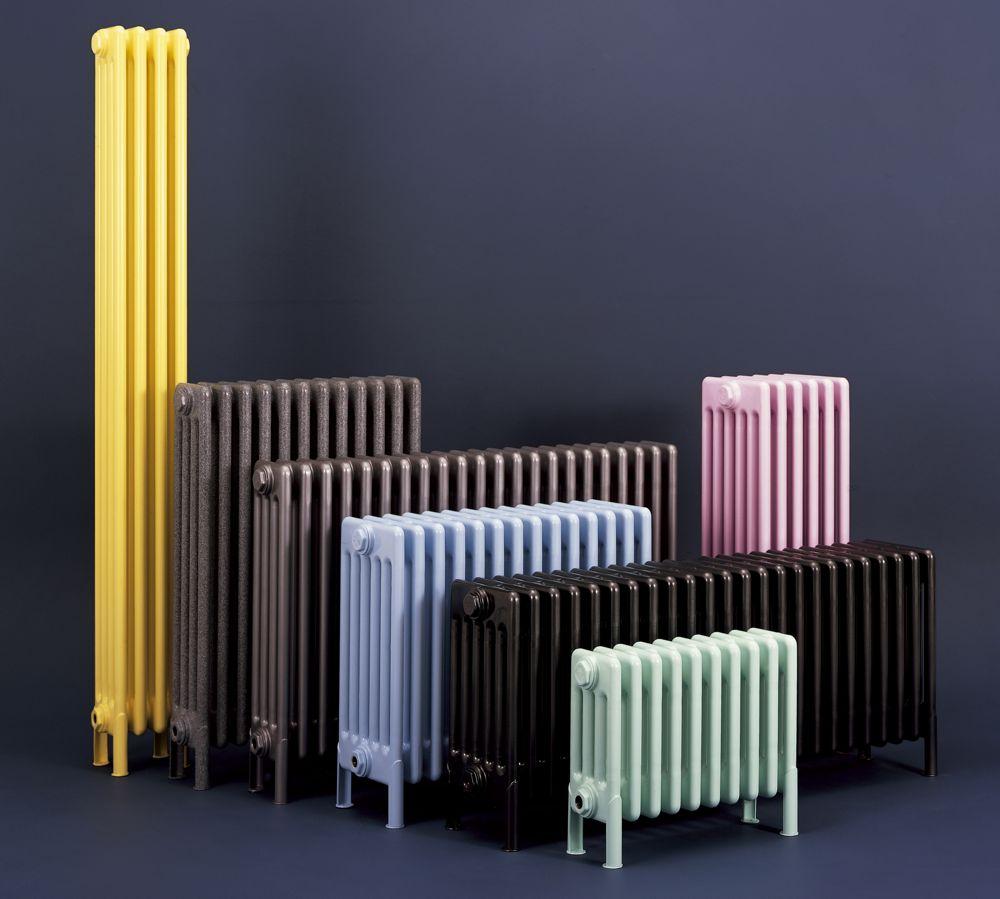 Преимущества стальных трубчатых радиаторов