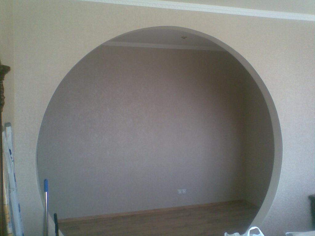 Круглые арки