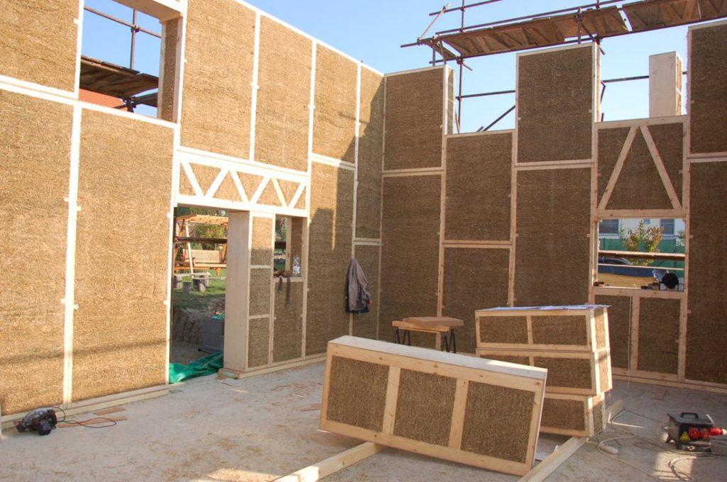 Строительство по панельной технологии