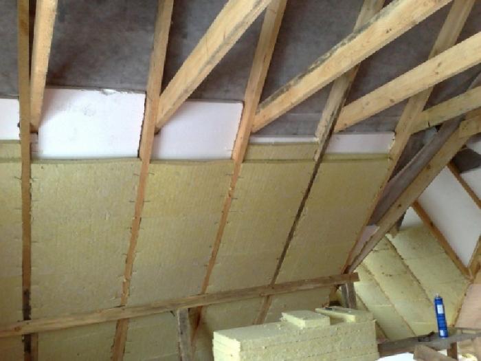 Постройка ломаной крыши своими руками