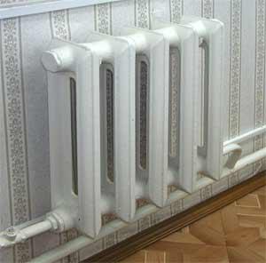 Преимущества использования чугунных радиаторов отопления