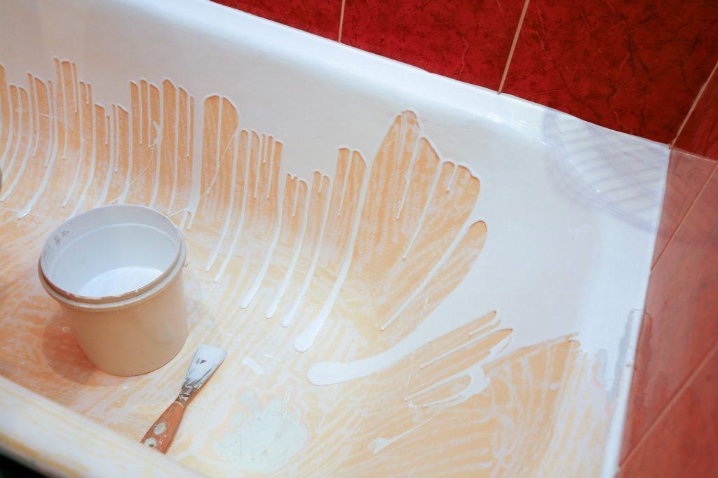Обновление ванн жидким акрилом