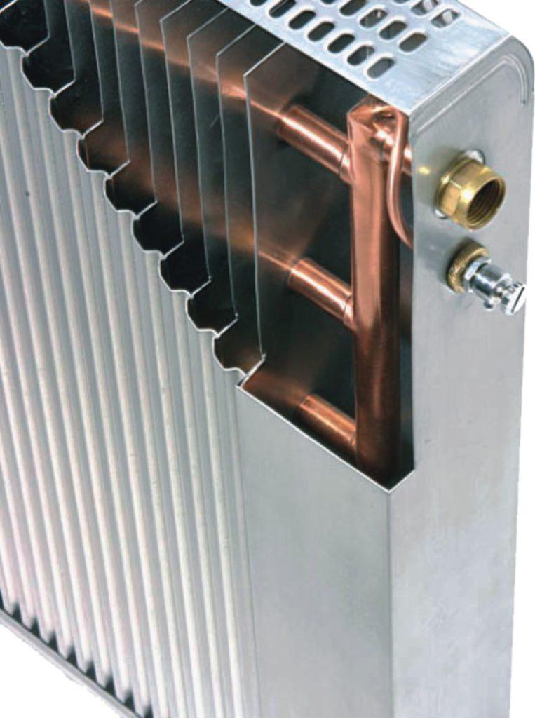 Как устроены панельные радиаторы