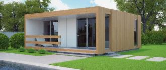 Технология модульного строительства домов