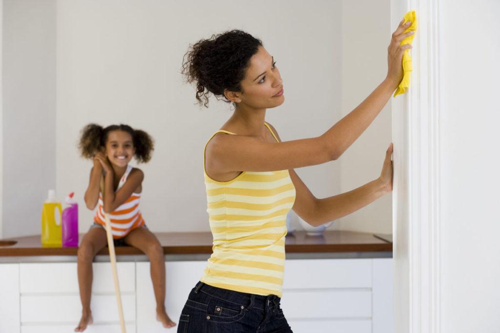 Как ухаживать за оштукатуренными стенами