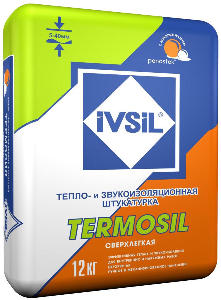 Ивсил Термосил с легкостью оградит ваш дом от пропускания тепла