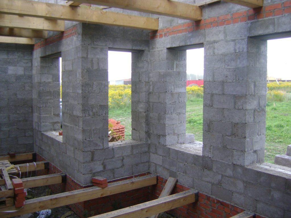 Особенности применения керамзитобетона в капитальном строительстве