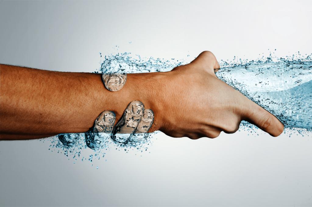 Важность воды в жизни людей