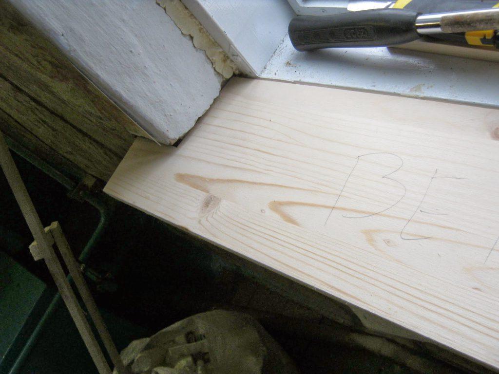 Установка подоконника из дерева своими руками. Советы и рекомендации