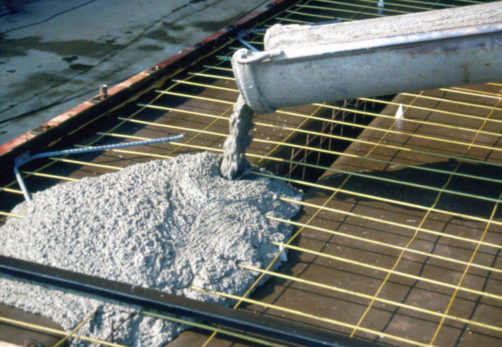 Свойства и стадии созревания бетона