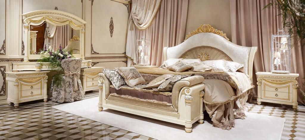 Ампирная мебель