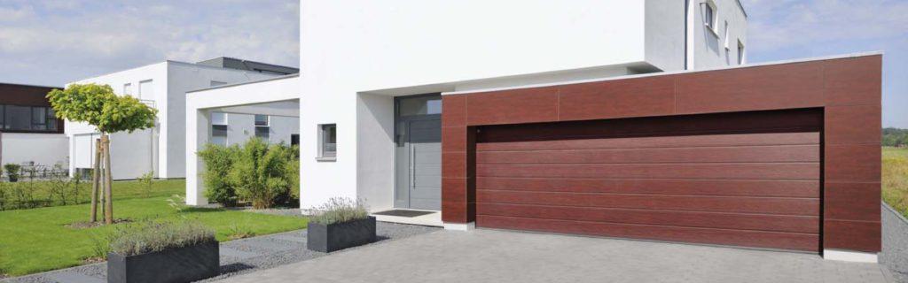 Итак, какие бывают гаражные ворота