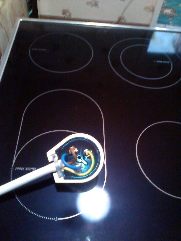 Как подключать электроплиту