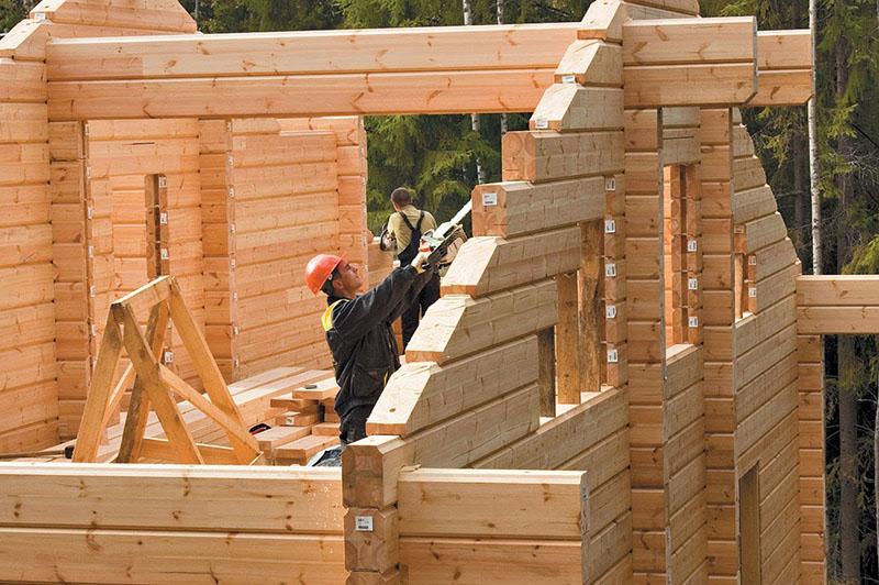 Создание различных пиломатериалов из древесины
