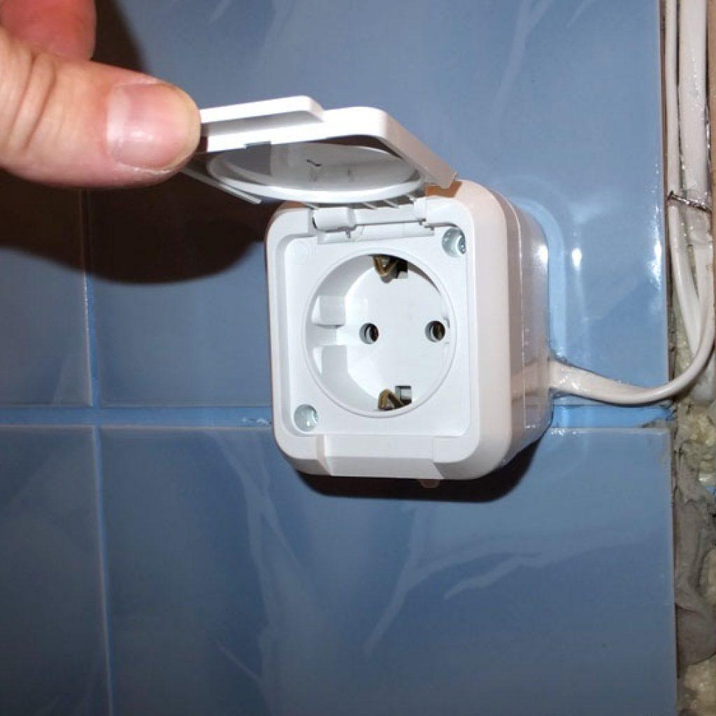 Упомянем и об электроприборах: