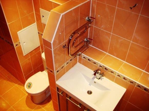 Финишный этап ремонта в туалете: установка сантехники