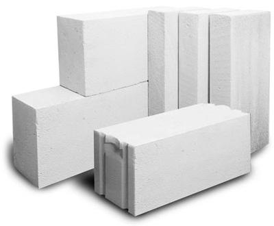 Особенности газобетонных блоков