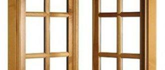 Достоинства и особенности деревянных окон