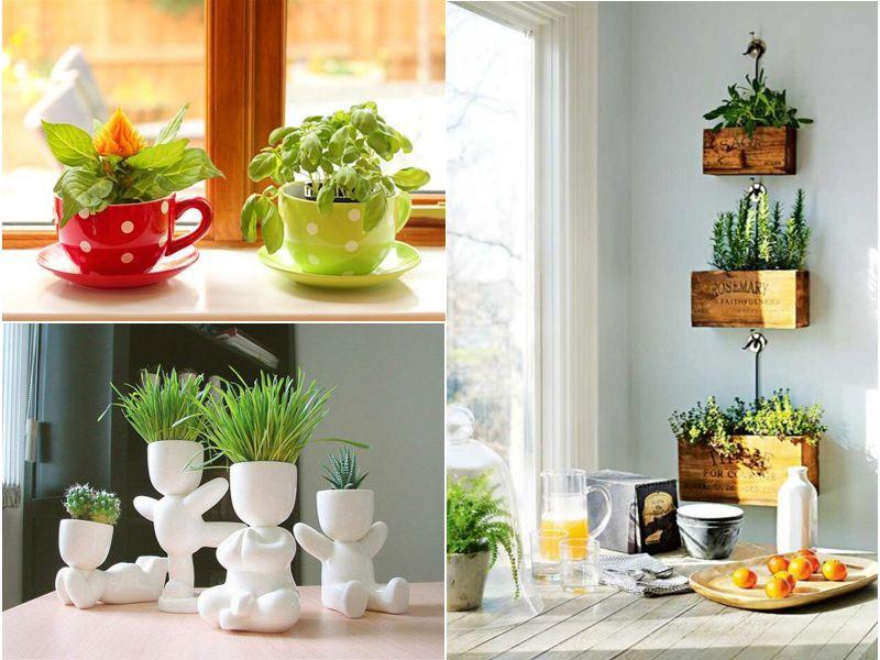 Поделки для кухни и идеи декора, которые можно сделать своими руками
