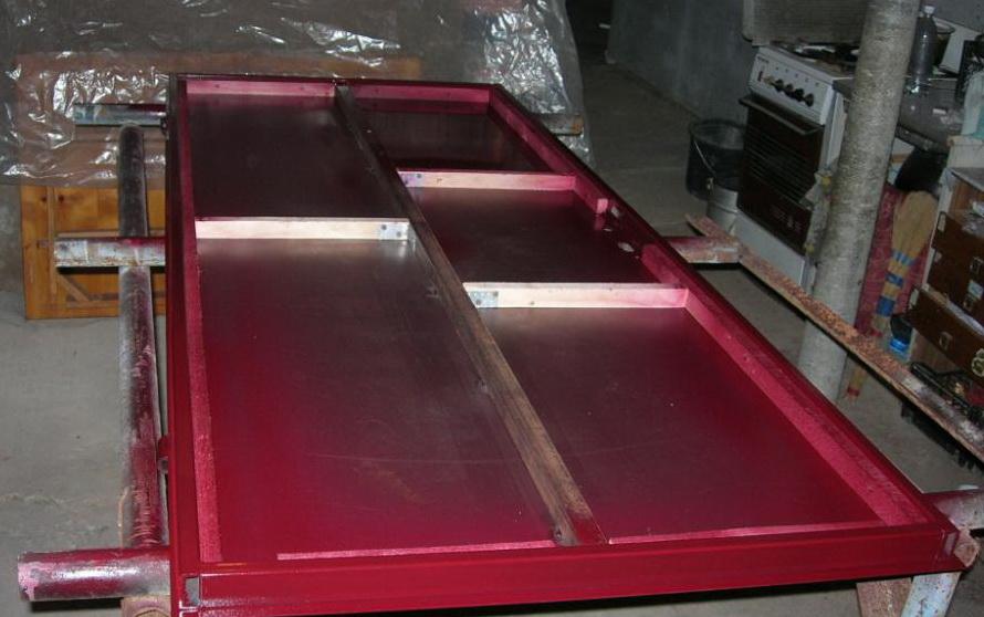 сварить металлическую дверь решетку цена