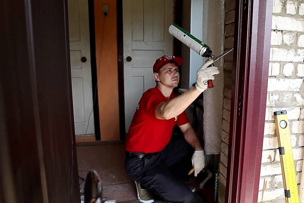 Демонтаж сейф двери своими руками 59
