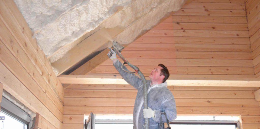 Способы и материалы утепления потолка