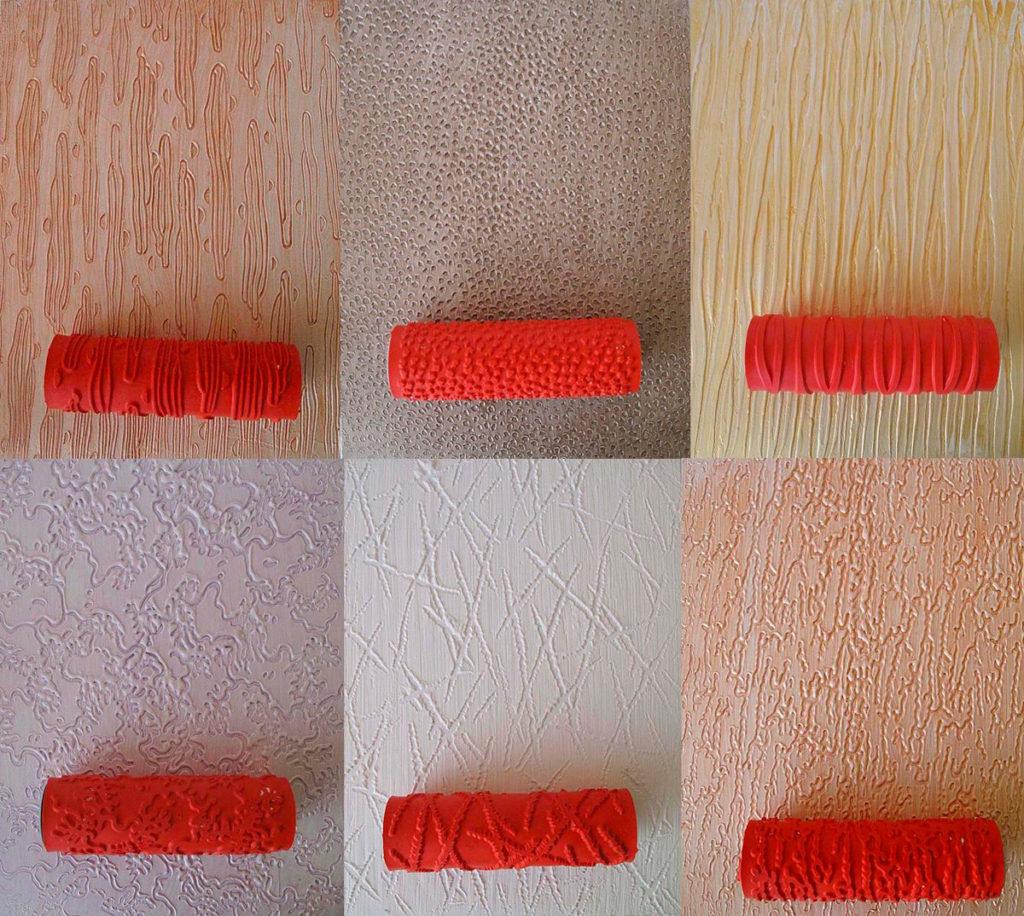 Разнообразие штукатурки для внутреннего декорирования стен