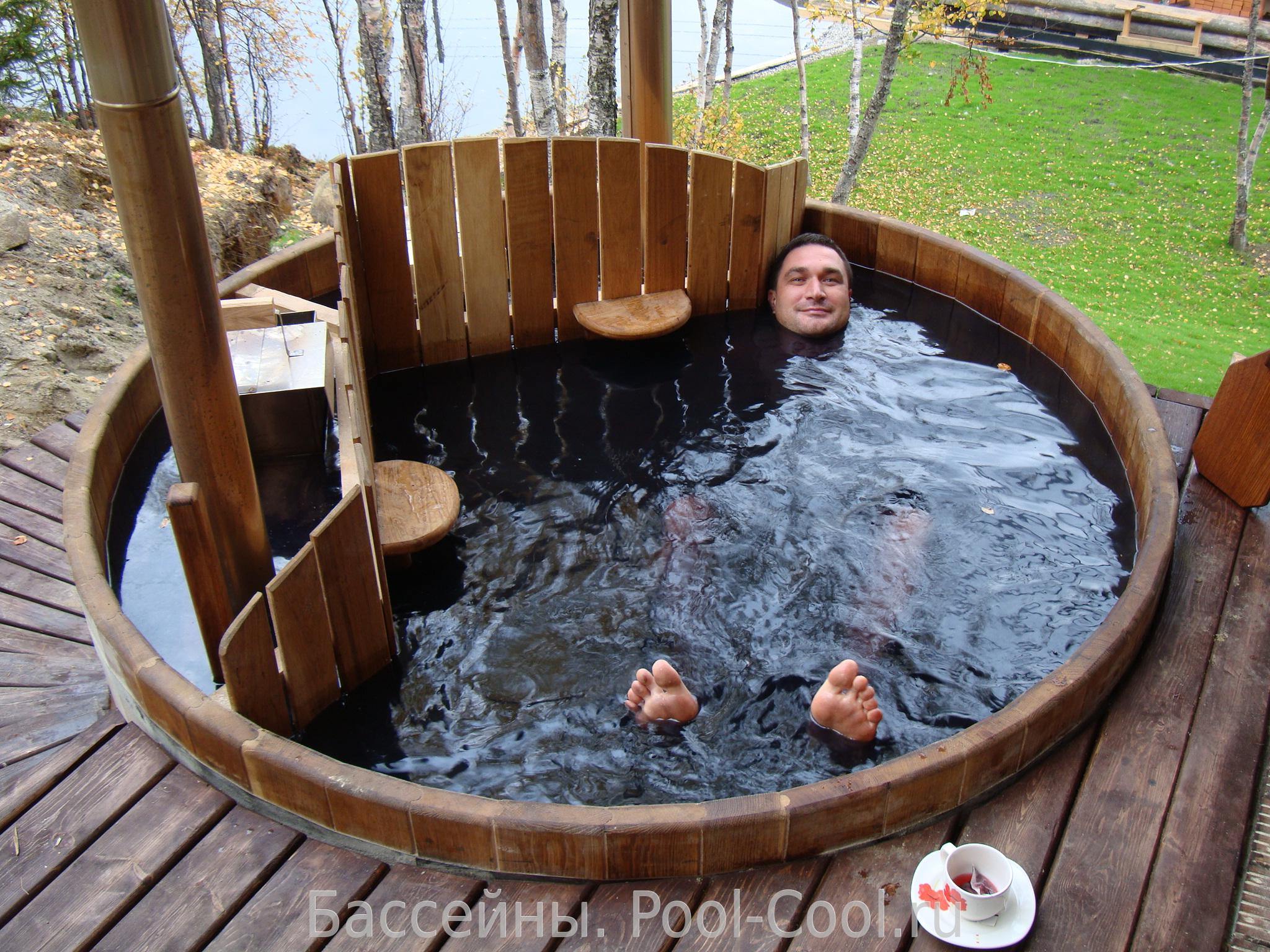 Купальня для бани
