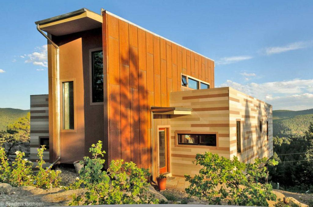 Варианты проектов домов