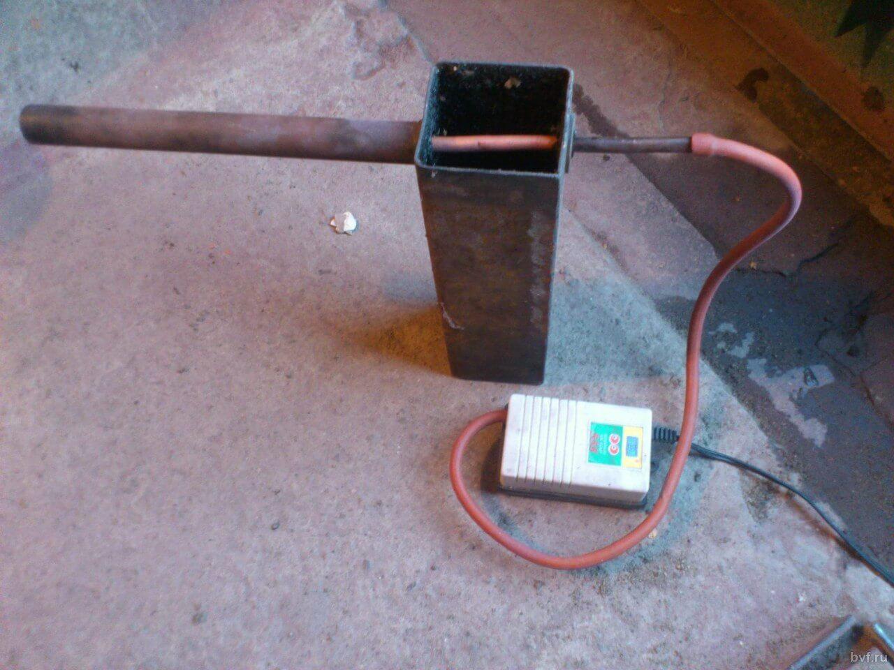 Как сделать свой генератор дыма